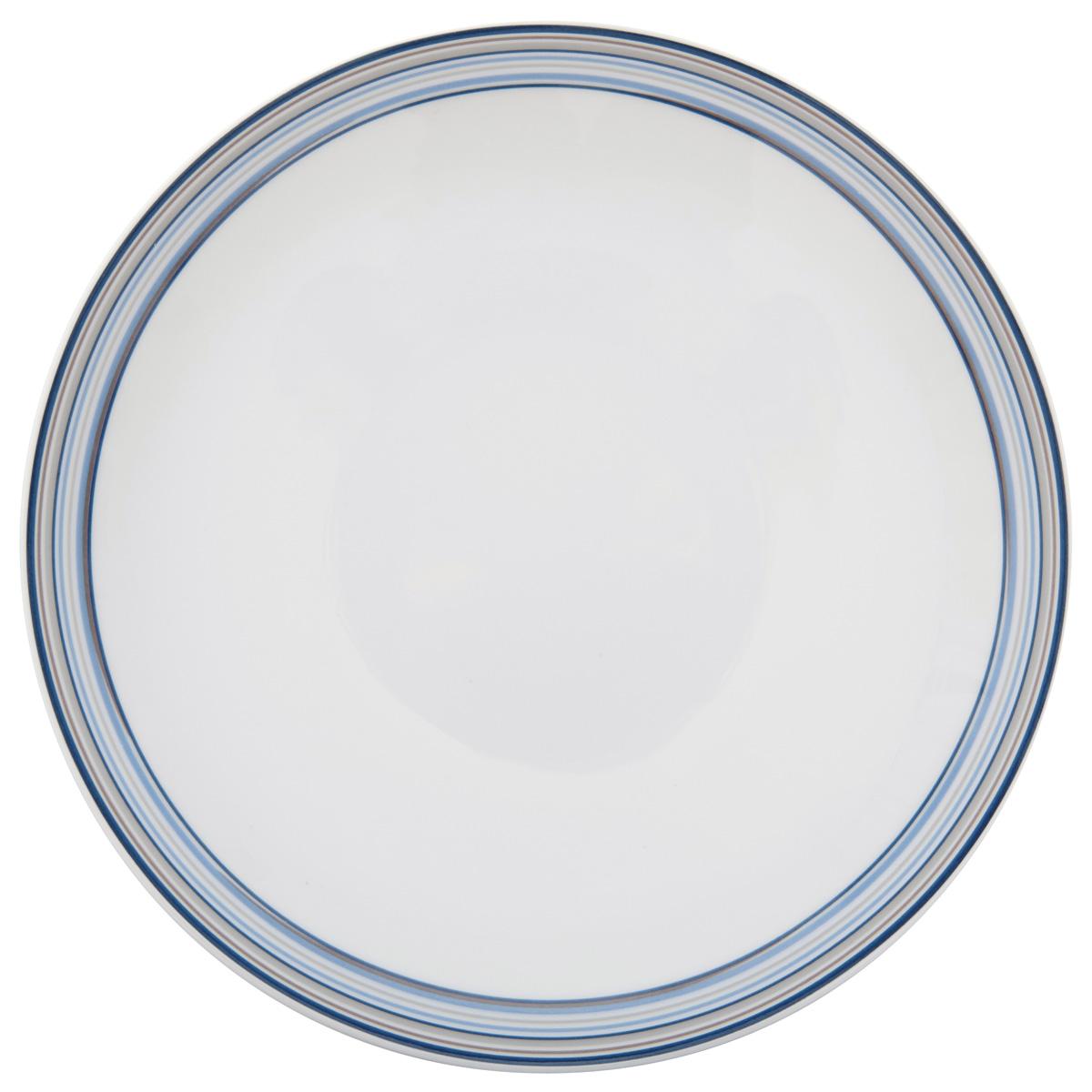 hulahoop bleu bol a dejeuner 14 cm lin les bols soupe les coquetiers la table parisienne. Black Bedroom Furniture Sets. Home Design Ideas