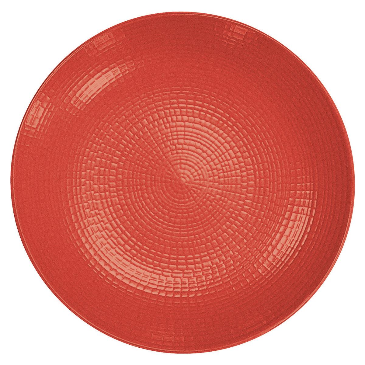 modulo nature tomette assiette creuse calotte ronde 21 cm les assiettes la table parisienne. Black Bedroom Furniture Sets. Home Design Ideas
