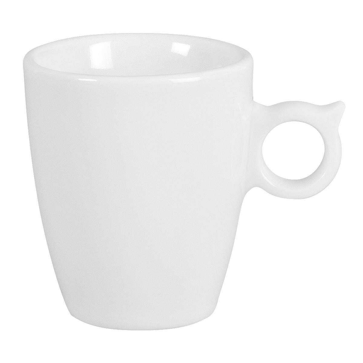 Smoos blanc tasse lungo 20 cl les tasses la table for La table parisienne poitiers